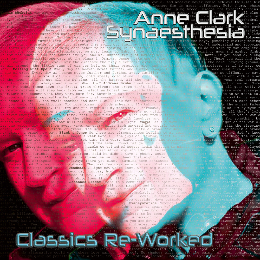 AC0016 Anne Clark Synaesthesia Cover 3000x3000