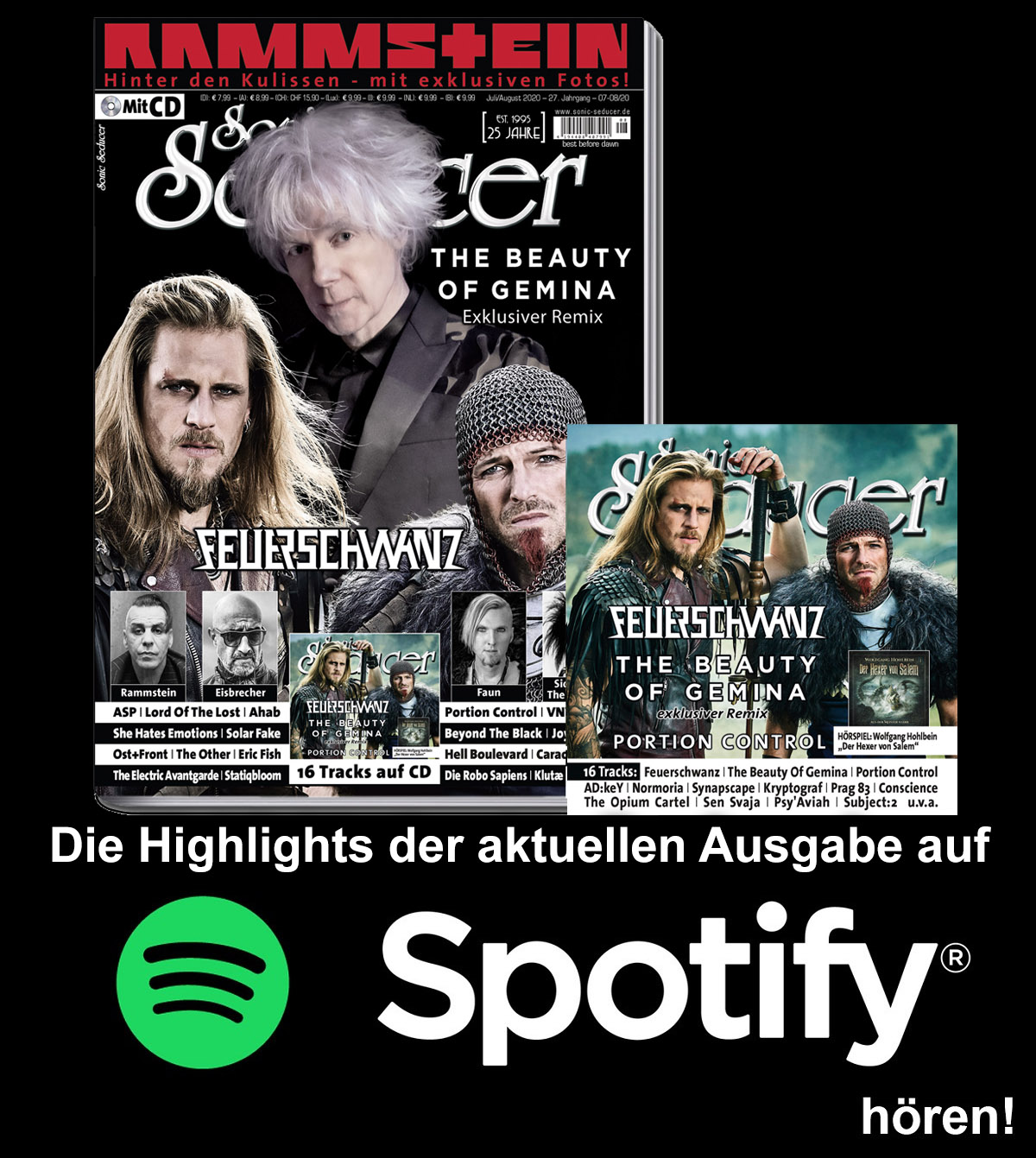 Spotify Highlights 2020 07 08