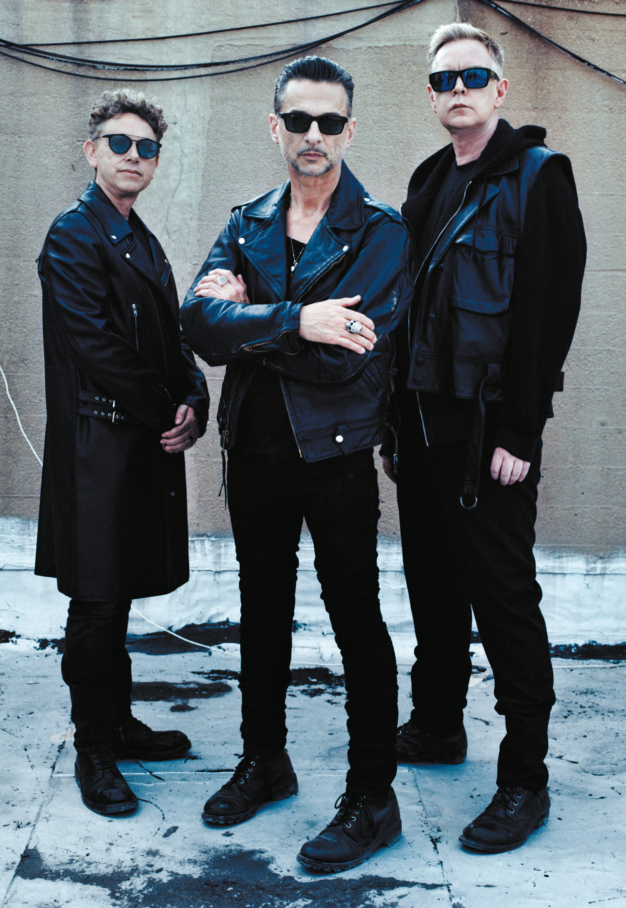 depeche mode news