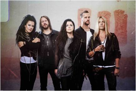 evanescence news