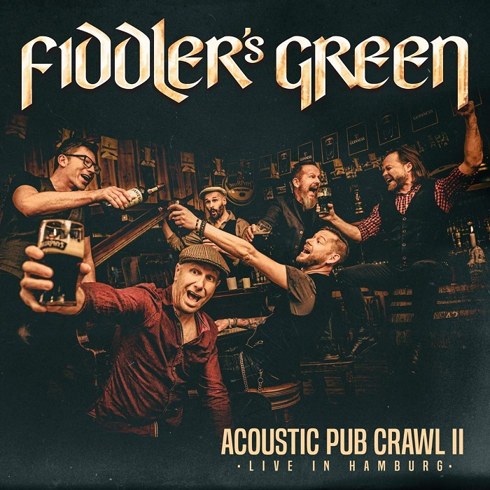 fiddlers green acoustic pub crawl 2 cover