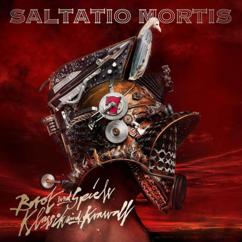 Saltatio Mortis Doppel Cover