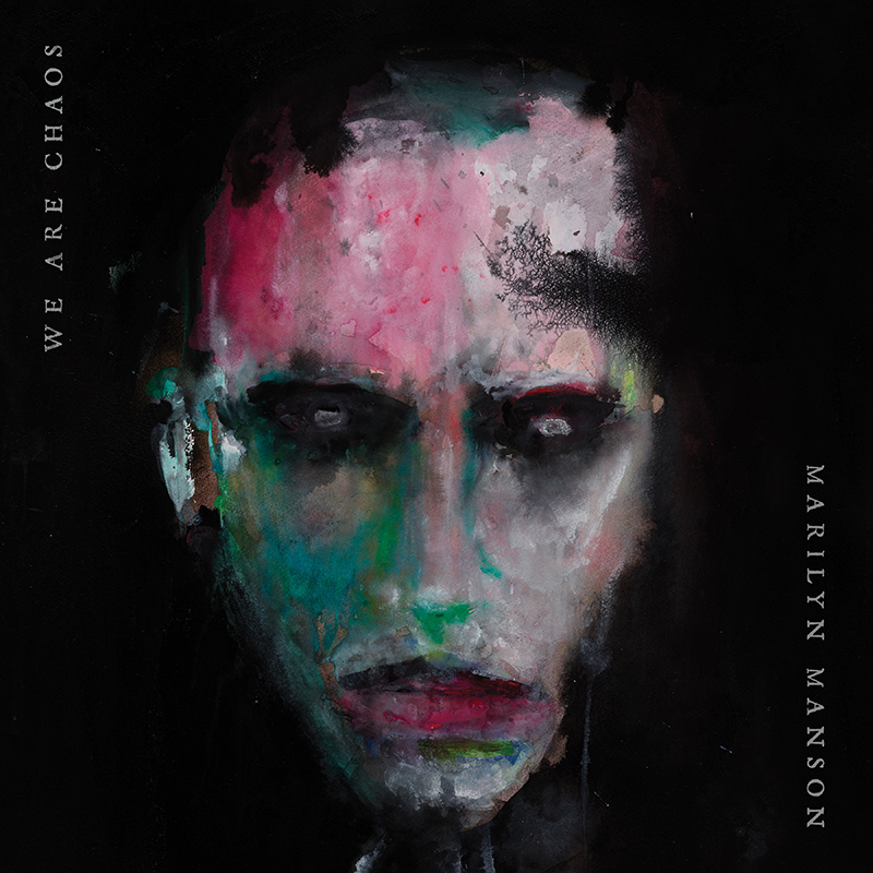 Marilyn Manson We Are Chaos Web