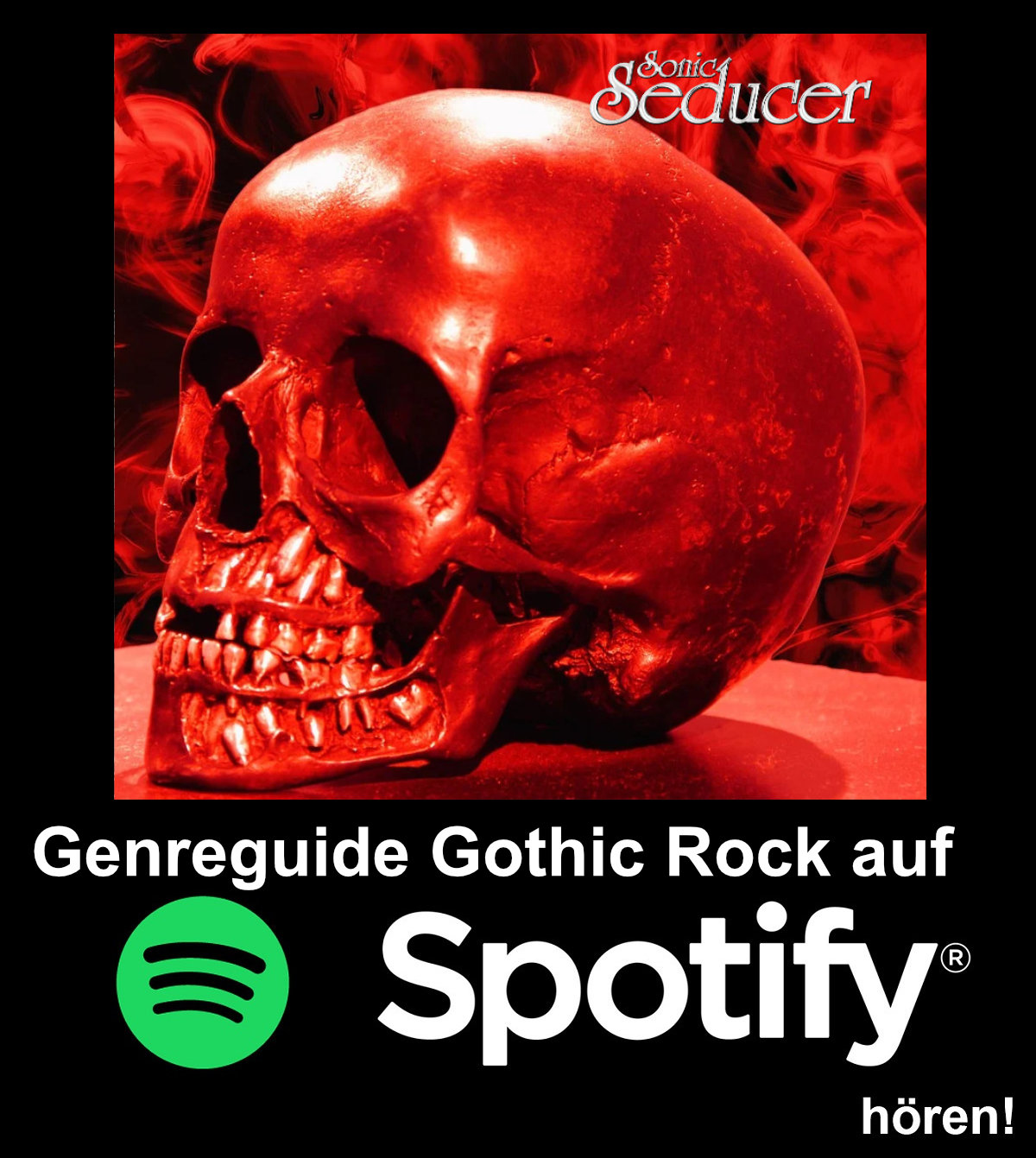 Spotify Gothic Rock HP