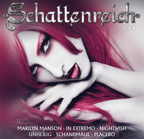 various artists schattenreich vol 6 compilation sampler cover