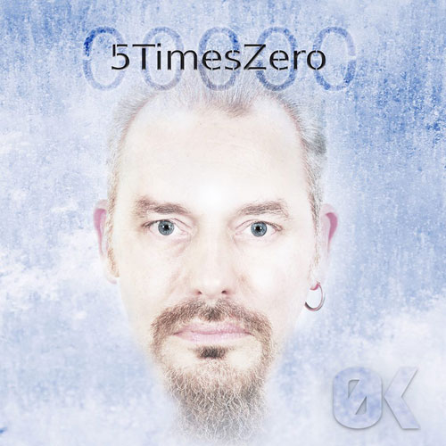 5TimesZero ØK CD Cover