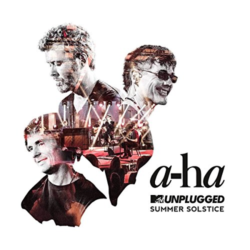 A ha MTV Unplugged Summer Solstice CD Cover