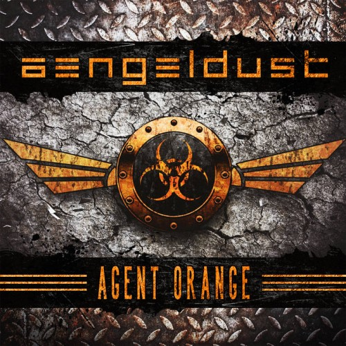 Aengeldust Agent Orange CD Cover