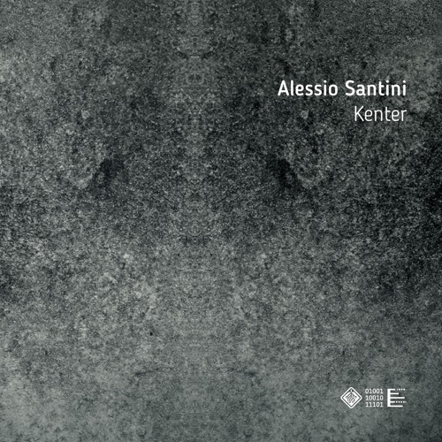Alessio Santini Kenter EP CD Cover