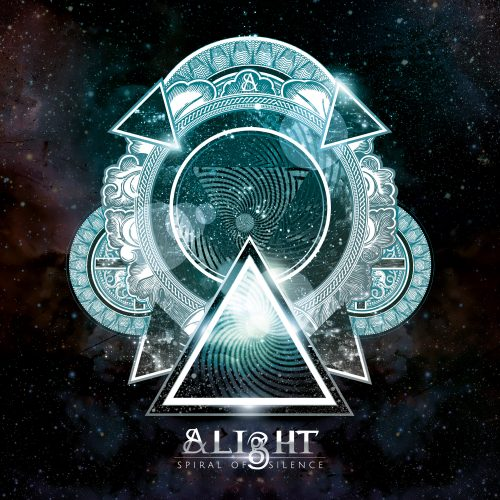 Alight Spiral Of Silence CD Cover