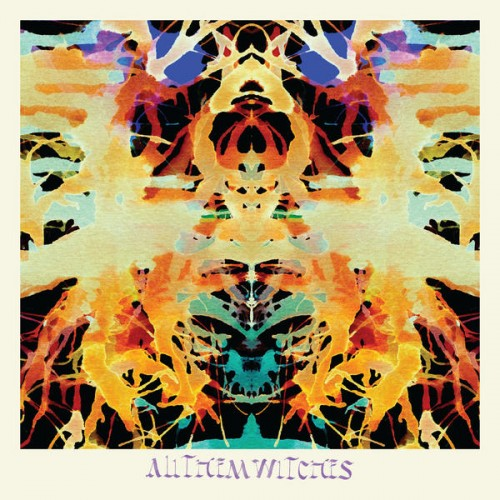 All Them Witches Sleeping Through The War CD Cover