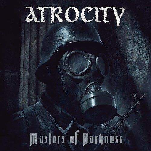 Atrocity Masters Of Darkness EP CD Cover