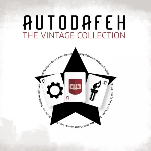 Autodafeh The Vintage Collection CD Cover