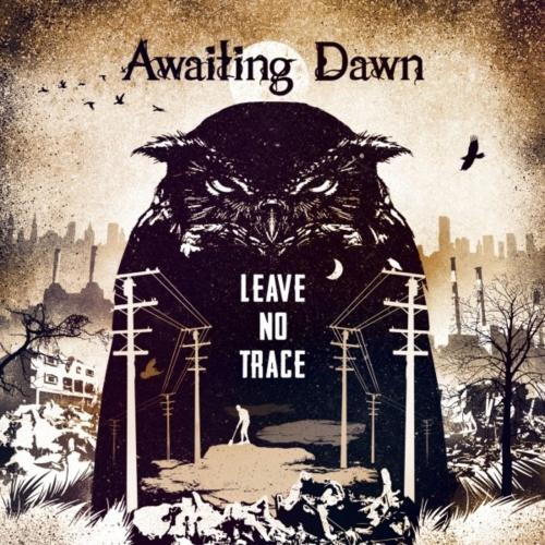Awaiting Dawn Leave No Trace CD Cover