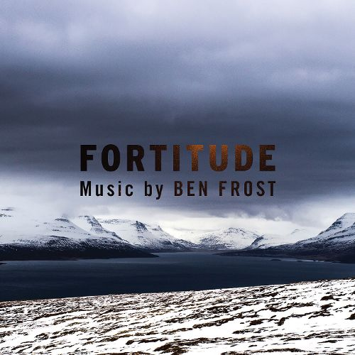 Ben Frost Fortitude OST CD Cover
