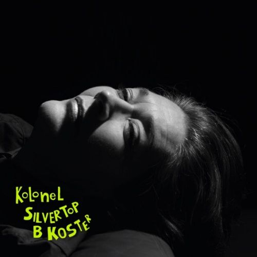Bettina Köster Kolonel Silvertop CD Cover