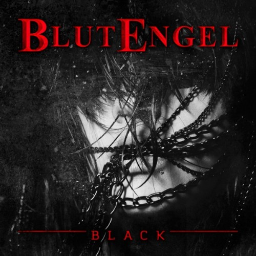 Blutengel Black EP CD Cover