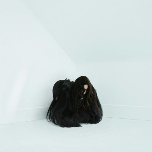 Chelsea Wolfe Hiss Spun CD Cover