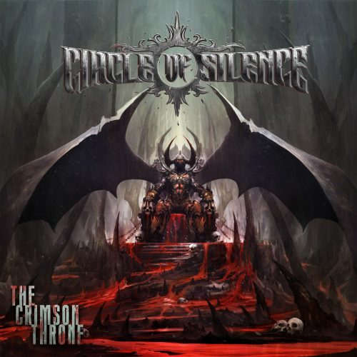 Circle Of Silence The Crimson Throne CD Cover