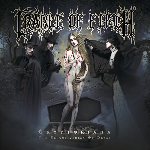 Cradle Of Filth Cryptoriana The Seductiveness Of Decay CD Cover