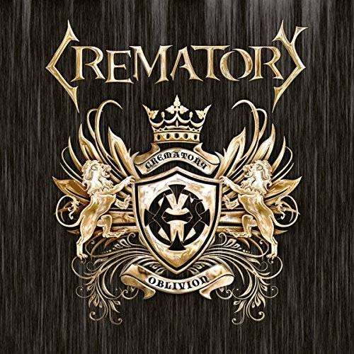 Crematory Oblivion CD Cover