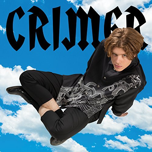 Crimer Leave Me Baby CD Cover