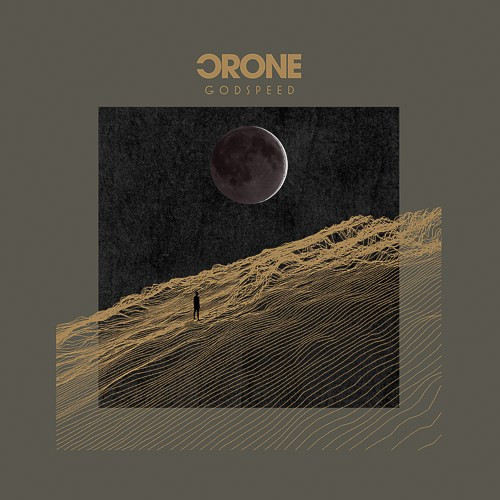 Crone Godspeed CD Cover