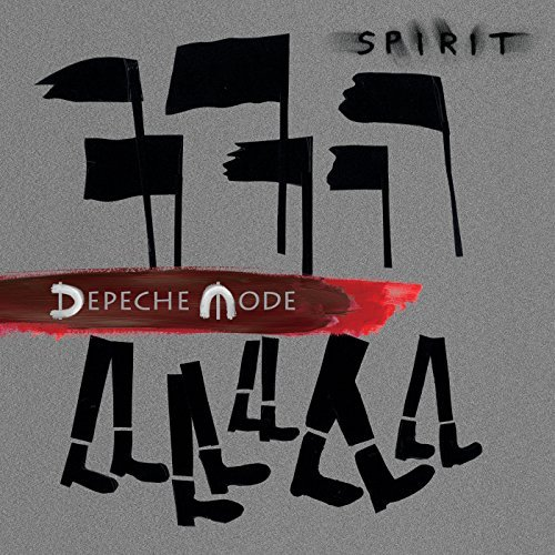 Depeche Mode Spirit CD Cover
