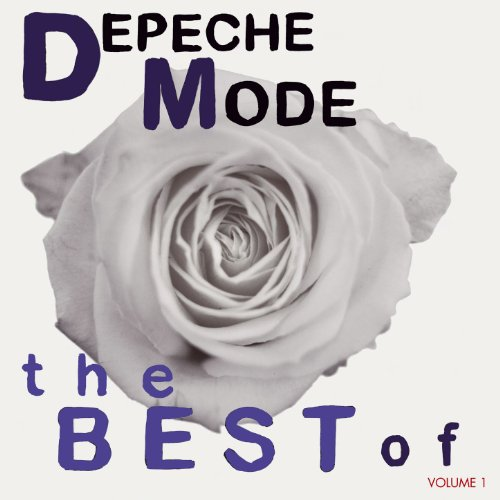 Depeche Mode The Best Of Vol. 1 Re Issue CD Cover