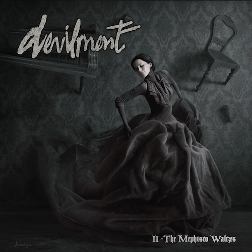 Devilment II The Mephisto Waltzes CD Cover