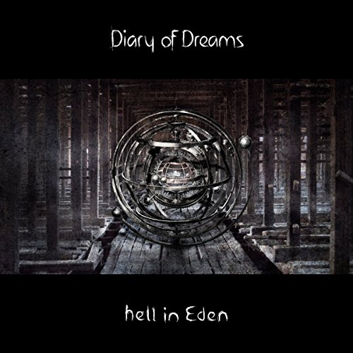 Diary Of Dreams Hell In Eden CD Cover