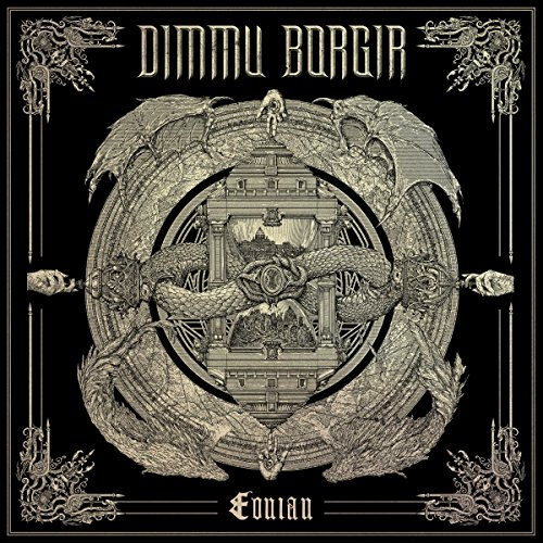 Dimmu Borgir Eonian CD Cover
