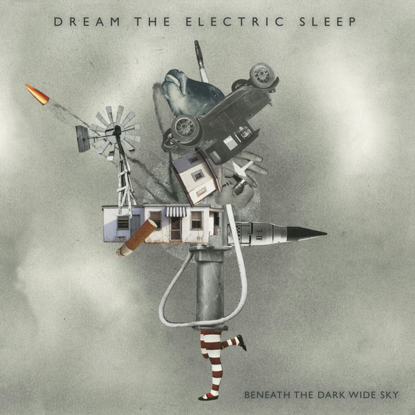 Dream The Electric Sleep Beneath The Dark Wide Sky