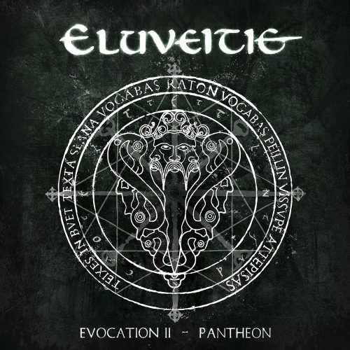 Eluveitie Evocation II Pantheon CD Cover