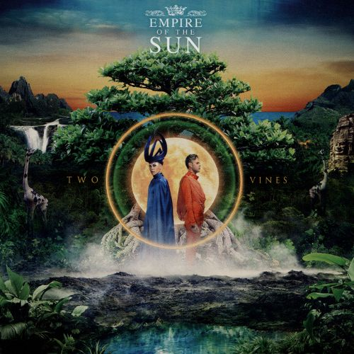 Empire Of The Sun Two Vines CD Cover