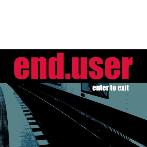 End.User Enter To Exit CD Cover