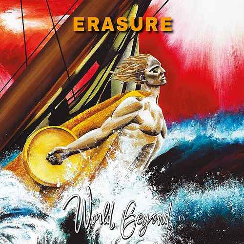 Erasure World Beyond CD Cover