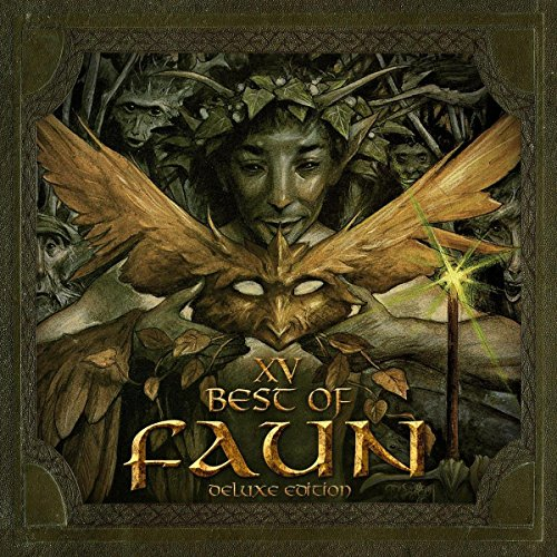 FAUN XV Best Of CD Cover