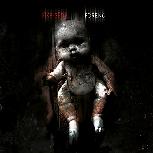 Fix8 Sed Foren6 CD Cover