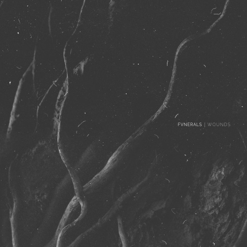Fvnerals Wounds CD Cover
