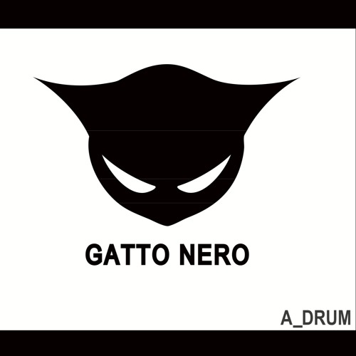 Gatto Nero A Drum CD Cover