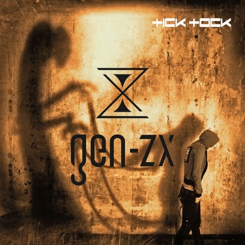 Gen Zx Tick Tock CD Cover