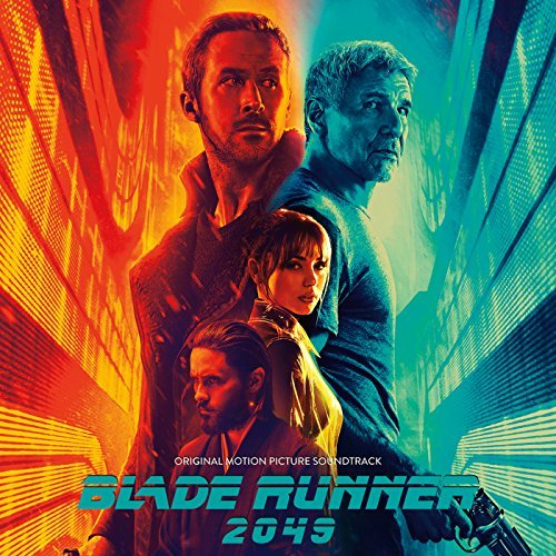 Hans Zimmer Benjamin Wallfisch Blade Runner 2049 Original Soundtrack CD Cover
