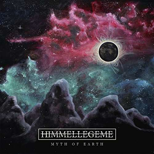Himmellegeme Myth Of Earth CD Cover