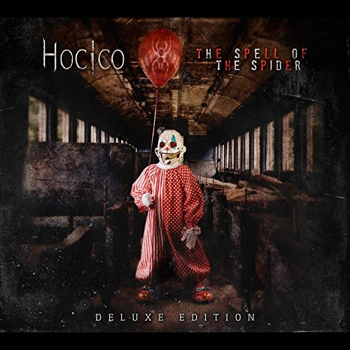 Hocico The Spell Of The Spider CD Cover