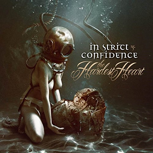 In Strict Confidence The Hardest Heart CD Cover