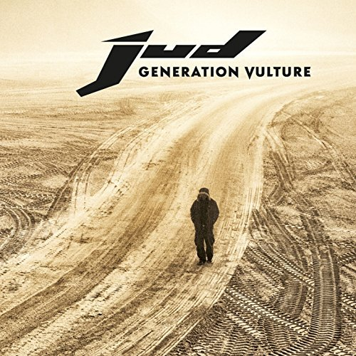JUD Generation Vulture CD Cover