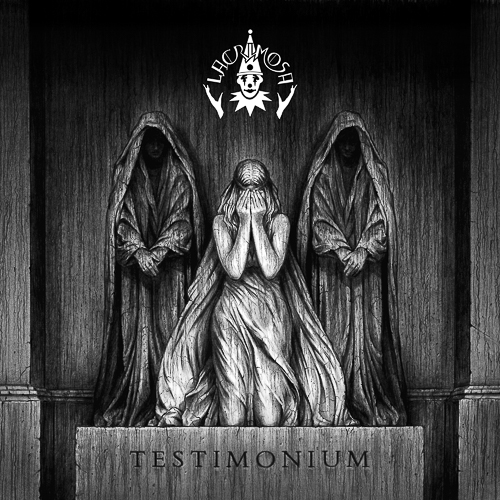 Lacrimosa Testimonium CD Cover