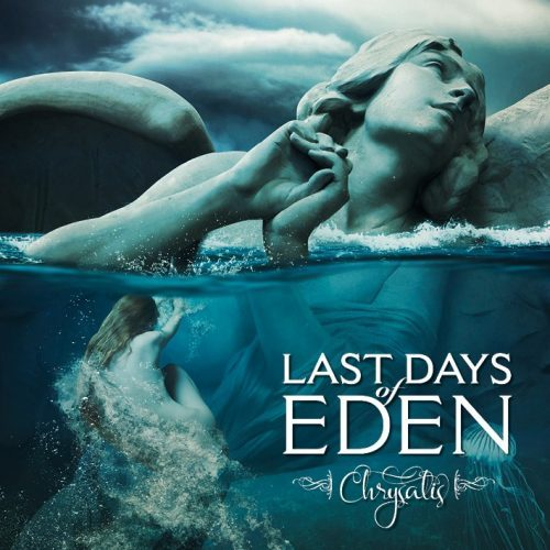 Last Days Of Eden Chrysalis CD Cover