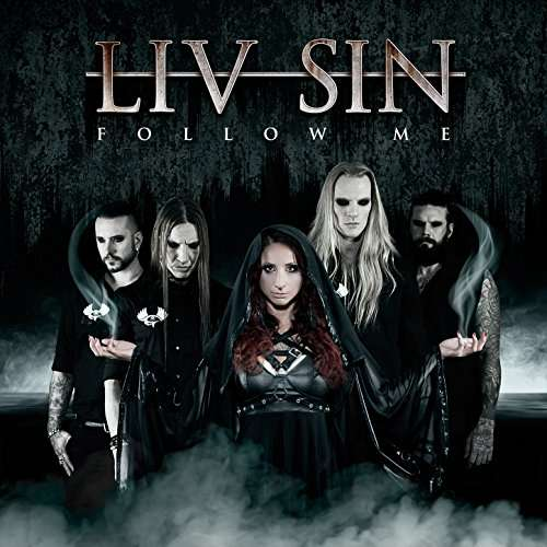 Liv Sin Follow Me CD Cover